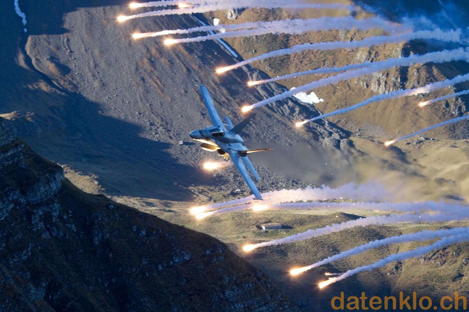 Fliegerschiessen Axalp 2010