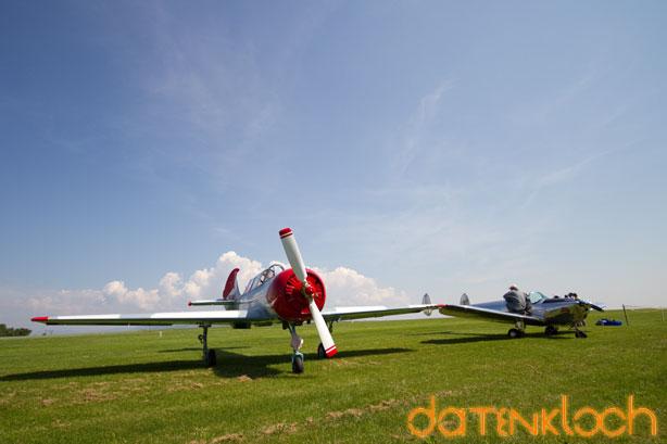 Kunstflug Schweizermeisterschaft Schupfart