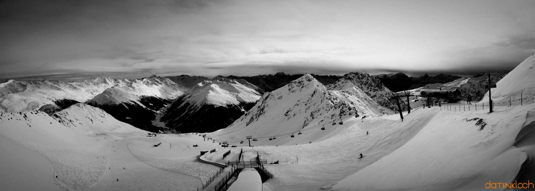 Panorama Parsenn / Davos