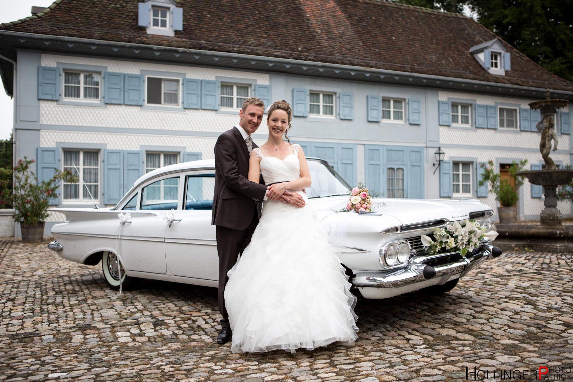 Hochzeit Anneliese und Stephan