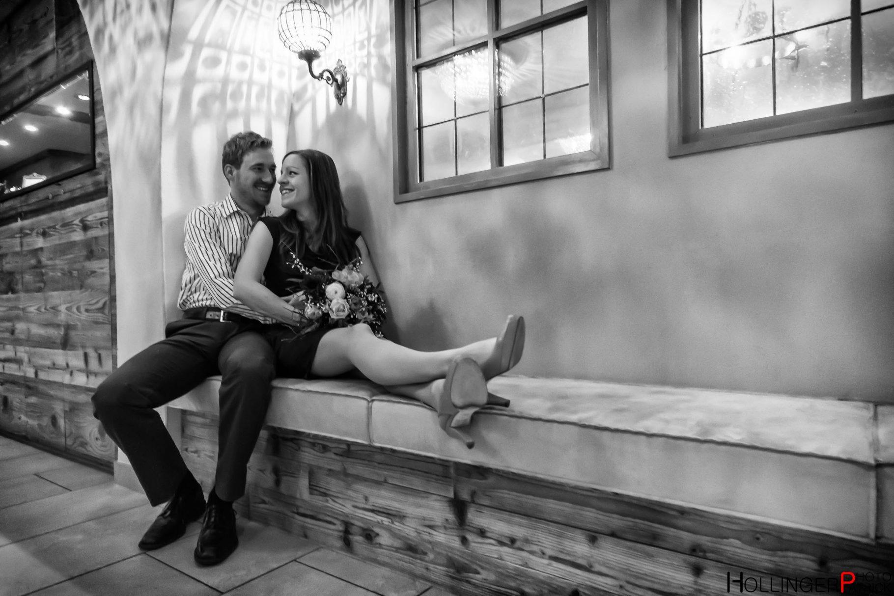 Verlobungs- / Einladungs-Shooting mit Anneliese und Stephan